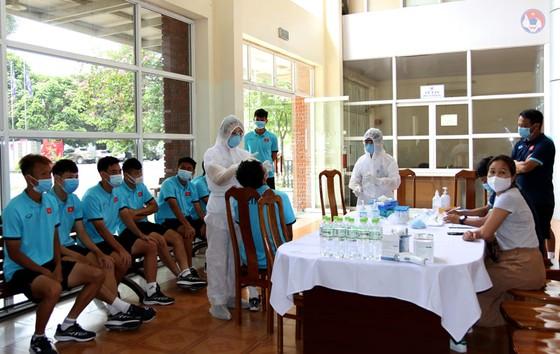 U22 Việt Nam chia tay 4 cầu thủ ảnh 1