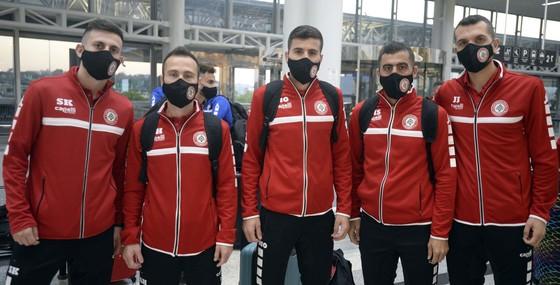 Tuyển futsal Lebanon 'bỏ rơi' thần tài của Thái Sơn Nam ảnh 1