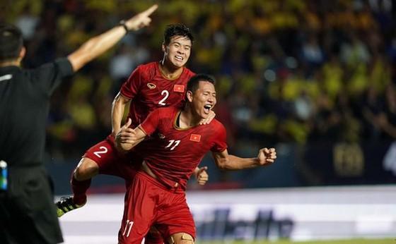 Hỏa lực đa dạng của đội tuyển Việt Nam ảnh 1