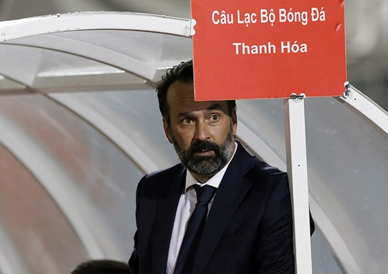HLV Fabio Lopez đã nhận đủ tiền bồi thường từ Thanh Hóa