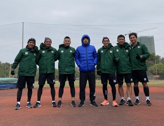 Đội ngũ trọng tài TPHCM thích ứng trong mùa dịch ảnh 3