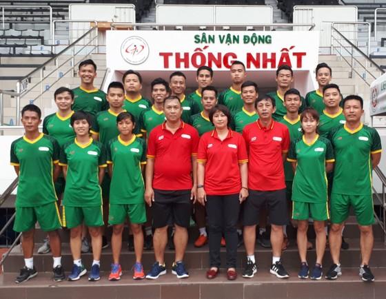 Ban Trọng tài Liên đoàn Bóng đá TPHCM (HFF)