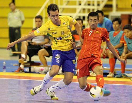 Hồi ức về chiến thắng lịch sử trước Brazil của Quả bóng đồng Futsal Việt Nam ảnh 2