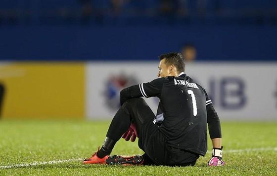 Quang Thanh: 'Ở V-League không ai qua được Tấn Trường' ảnh 1