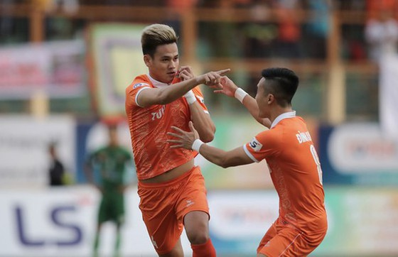 Quang Thanh: 'Ở V-League không ai qua được Tấn Trường' ảnh 2