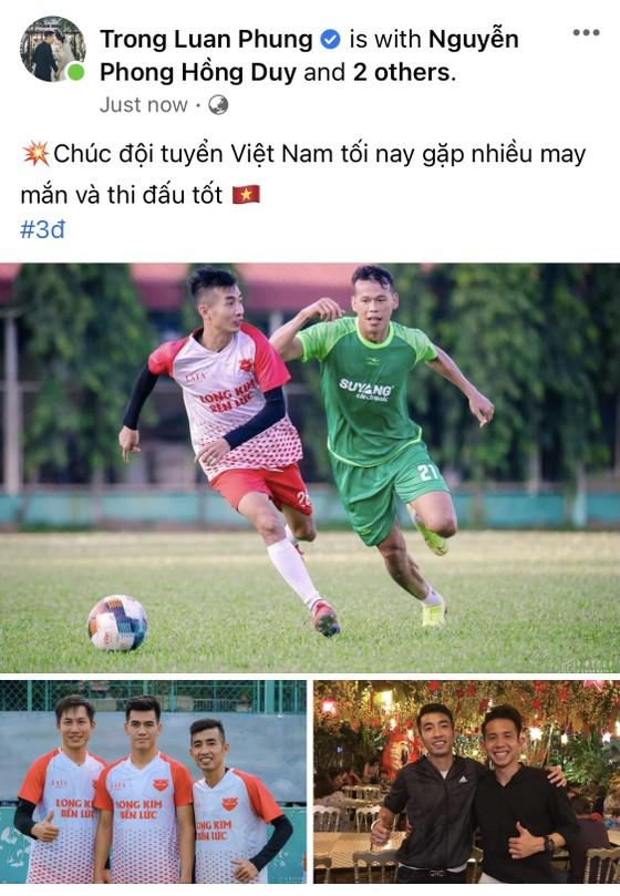 Đặng Văn Lâm và các đồng nghiệp gửi lời chúc đến đội tuyển Việt Nam ảnh 2
