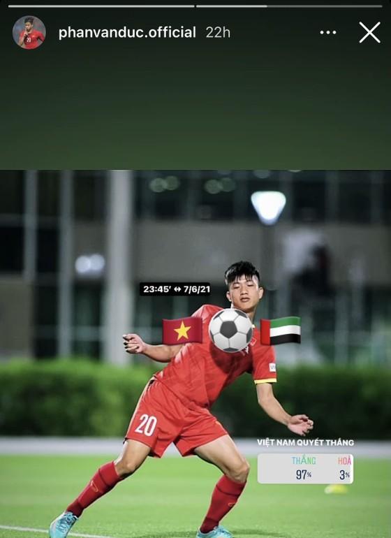 Đặng Văn Lâm và các đồng nghiệp gửi lời chúc đến đội tuyển Việt Nam ảnh 3