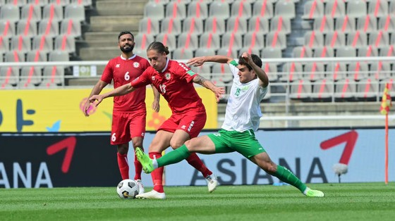 Turkmenistan giúp đội tuyển Việt Nam thêm cơ hội đi tiếp ảnh 1