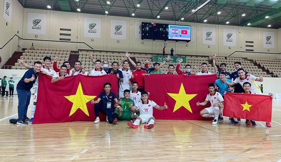 Đội tuyển futsal Việt Nam sẽ hội quân vào ngày 20-7 nhằm chuẩn bị cho World Cup 2021. Ảnh: ANH TRẦN