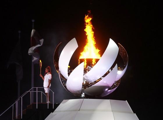 Khai mạc kỳ Olympic đặc biệt nhất trong lịch sử ảnh 8