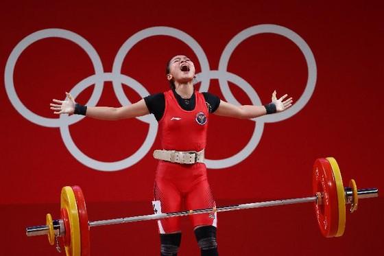 Đông Nam Á có huy chương đầu tiên tại Olympic Tokyo 2020 ảnh 1