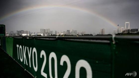 Bão Nepartak khiến Olympic Tokyo 2020 phải thay đổi kế tổ chức các môn. Ảnh: AFP
