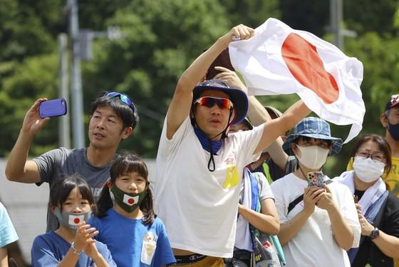 Gan dạ để được 'hít thở' bầu không khí Olympic ảnh 4
