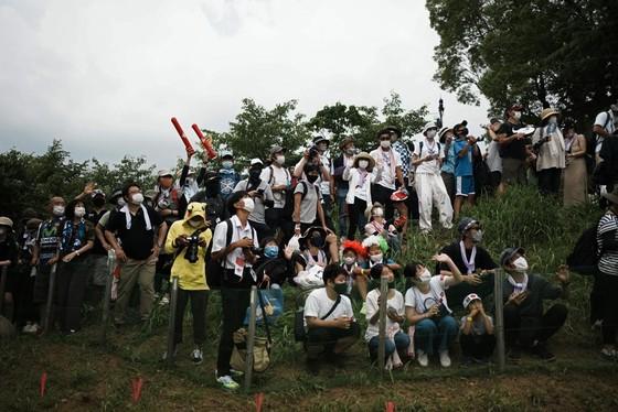 Gan dạ để được 'hít thở' bầu không khí Olympic ảnh 2
