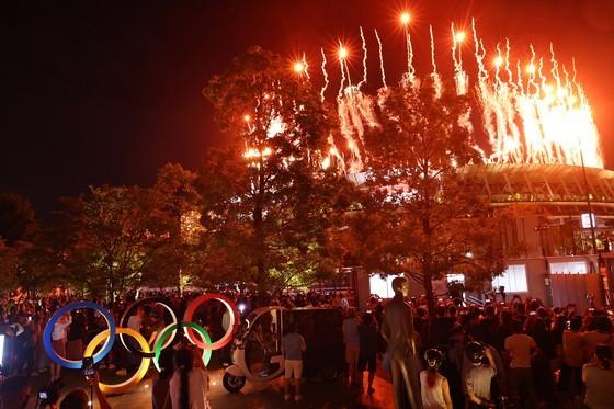 Gan dạ để được 'hít thở' bầu không khí Olympic ảnh 1