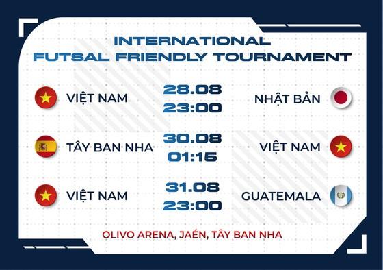 Đội tuyển futsal Việt Nam tập đá giữa đêm ở World Cup 'thu nhỏ' ảnh 1