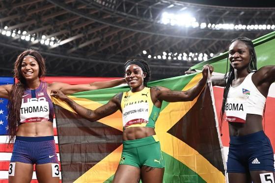 Đánh bại tử thần để được xướng tên ở Olympic ảnh 1