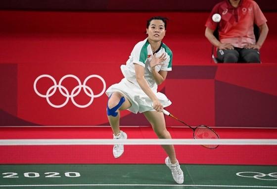 Người đẹp cầu lông Nguyễn Thùy Linh thăng hạng 46 thế giới nhờ Olympic ảnh 1