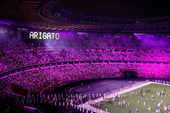 Thủ tướng Nhật Bản cảm ơn với kỳ Olympic an toàn trong đại dịch ảnh 1
