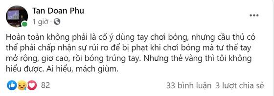 AFC lý giải thẻ đỏ của Duy Mạnh, chuyên gia nói về 2 tình huống chịu phạt đền của tuyển Việt Nam ảnh 2