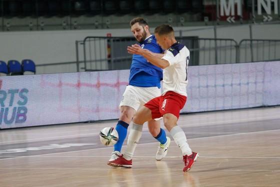 Futsal Brazil cũng có điểm yếu ảnh 1