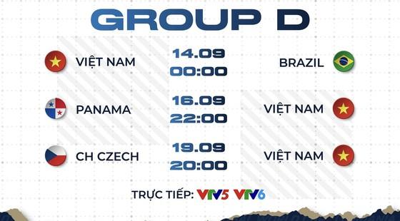 Đội tuyển Việt Nam: 5 năm và hành trình 2 kỳ Futsal World Cup ảnh 3