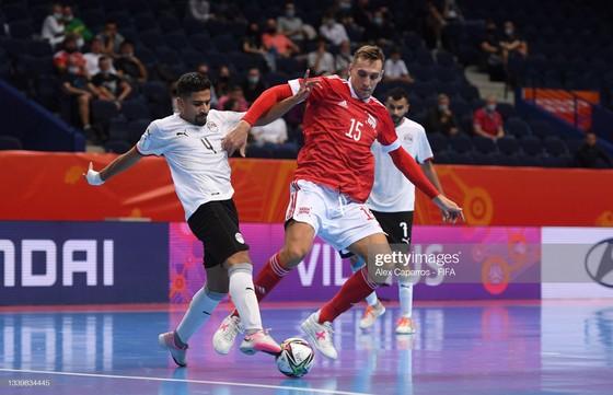 Nga của hiện tại mạnh hơn so với đội hình vào chung kết Futsal World Cup 2016 ảnh 2