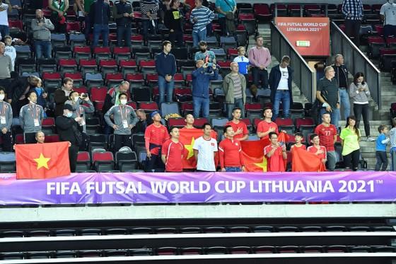 Điểm sáng tinh thần của đội tuyển futsal Việt Nam ảnh 1