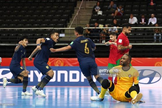 Thái Lan thua ngược Bồ Đào Nha ở Futsal World Cup 2021 ảnh 1