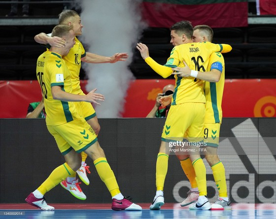 Chủ nhà Lithuania được dự báo gặp nhiều khó khăn trước Kazakhstan - đội tuyển xếp hạng 7 thế giới. Ảnh: GETTY