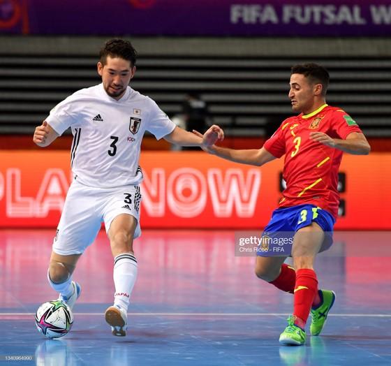 Tây Ban Nha thắng Nhật Bản ở trận cầu hay nhất Futsal World Cup 2021 ảnh 2