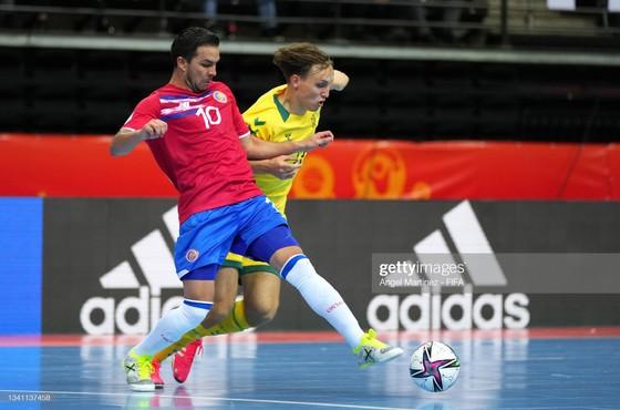 Tuyển futsal Việt Nam để Costa Rica và Guatemala tạm qua mặt ảnh 1