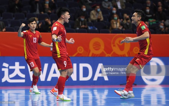 Futsal World Cup 2021: Dừng bước, nhưng đội tuyển Việt Nam đã khiến Á quân thế giới choáng váng ảnh 2