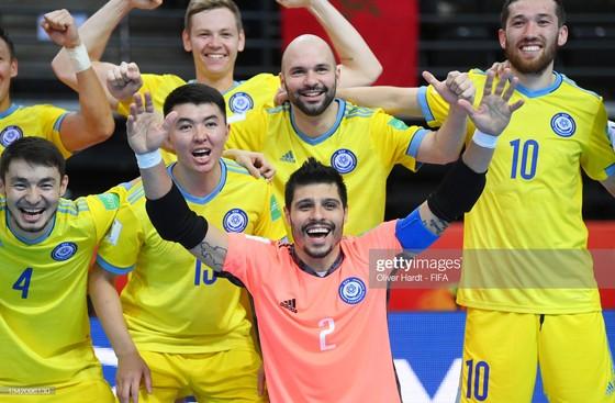 Thái Lan thua đậm Kazakhstan, Đông Nam Á chia tay Futsal World Cup 2021 ảnh 2