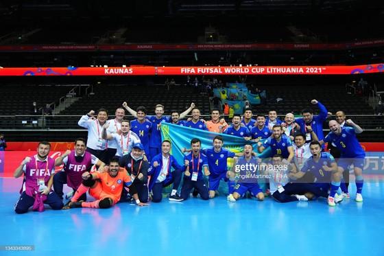 Xác định 2 cặp bán kết Futsal World Cup 2021 ảnh 2