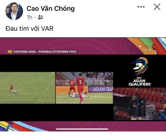 Cộng đồng mạng Việt Nam tiếp tục 'mổ xẻ' công nghệ VAR ảnh 3