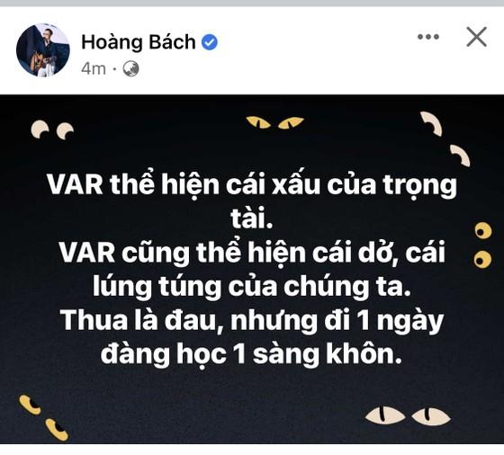 Cộng đồng mạng Việt Nam tiếp tục 'mổ xẻ' công nghệ VAR ảnh 1
