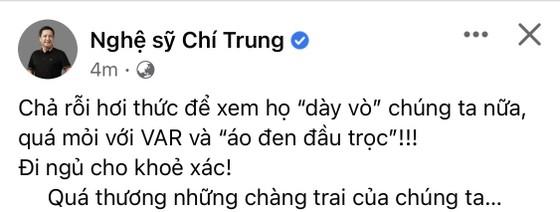 Cộng đồng mạng Việt Nam tiếp tục 'mổ xẻ' công nghệ VAR ảnh 2