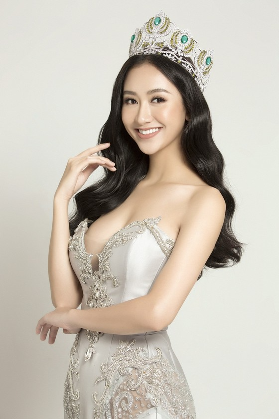 Hà Thu làm giám khảo danh dự Hoa hậu Đại sứ du lịch thế giới 2017 ảnh 2
