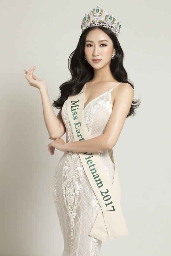 Hà Thu làm giám khảo danh dự Hoa hậu Đại sứ du lịch thế giới 2017 ảnh 4