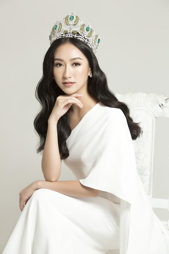 Hà Thu làm giám khảo danh dự Hoa hậu Đại sứ du lịch thế giới 2017 ảnh 1