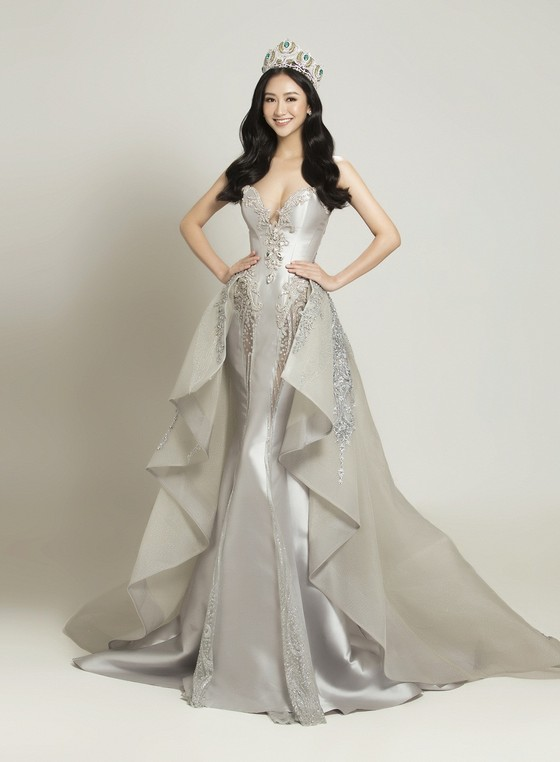 Hà Thu làm giám khảo danh dự Hoa hậu Đại sứ du lịch thế giới 2017 ảnh 3