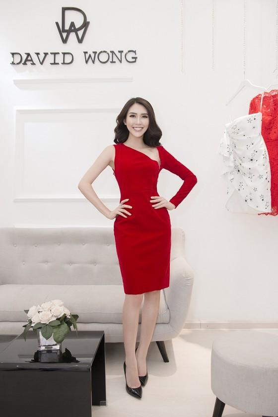Tường Linh mang hơn 50 bộ trang phục đến Miss Intercontinental 2017 ảnh 3