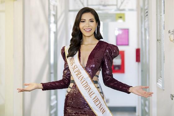 Global Beauties xếp Minh Tú đứng đầu châu Á, dự đoán giành ngôi Á hậu 1 ảnh 1