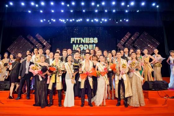 Xuân Đạt, Xuân Quỳnh đăng quang Quán quân Vietnam Fitness Model 2019 ảnh 3