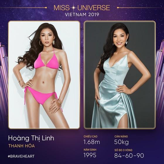 Hàng loạt gương mặt nổi bật trước thềm sơ khảo Hoa hậu Hoàn vũ Việt Nam 2019 ảnh 5