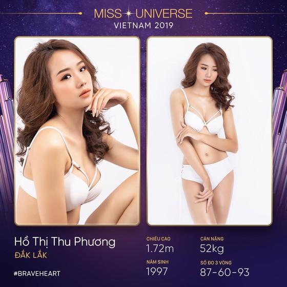 Hàng loạt gương mặt nổi bật trước thềm sơ khảo Hoa hậu Hoàn vũ Việt Nam 2019 ảnh 7
