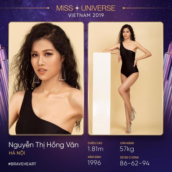 Hàng loạt gương mặt nổi bật trước thềm sơ khảo Hoa hậu Hoàn vũ Việt Nam 2019 ảnh 3