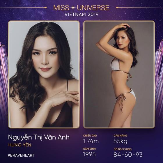 Hàng loạt gương mặt nổi bật trước thềm sơ khảo Hoa hậu Hoàn vũ Việt Nam 2019 ảnh 6