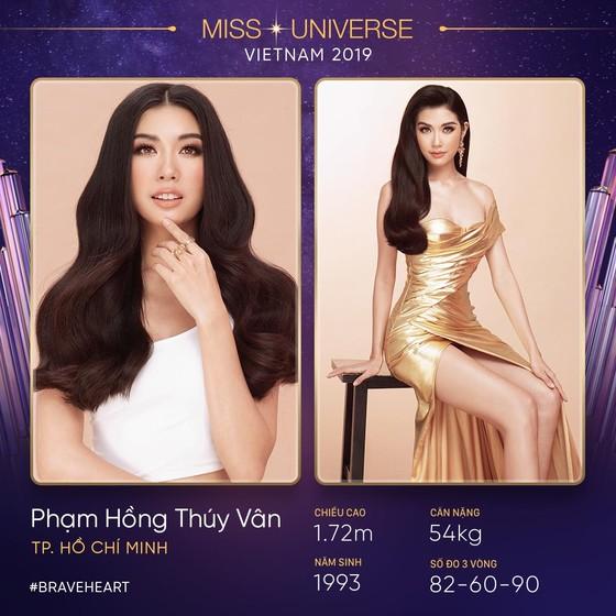 Hàng loạt gương mặt nổi bật trước thềm sơ khảo Hoa hậu Hoàn vũ Việt Nam 2019 ảnh 1